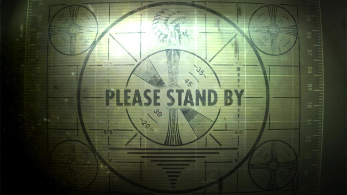 Please Stand By - fallout 3 - 1920x1080