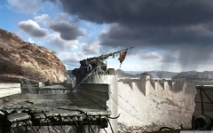 Fallout New Vegas - Hoover Dam - 2560x1600