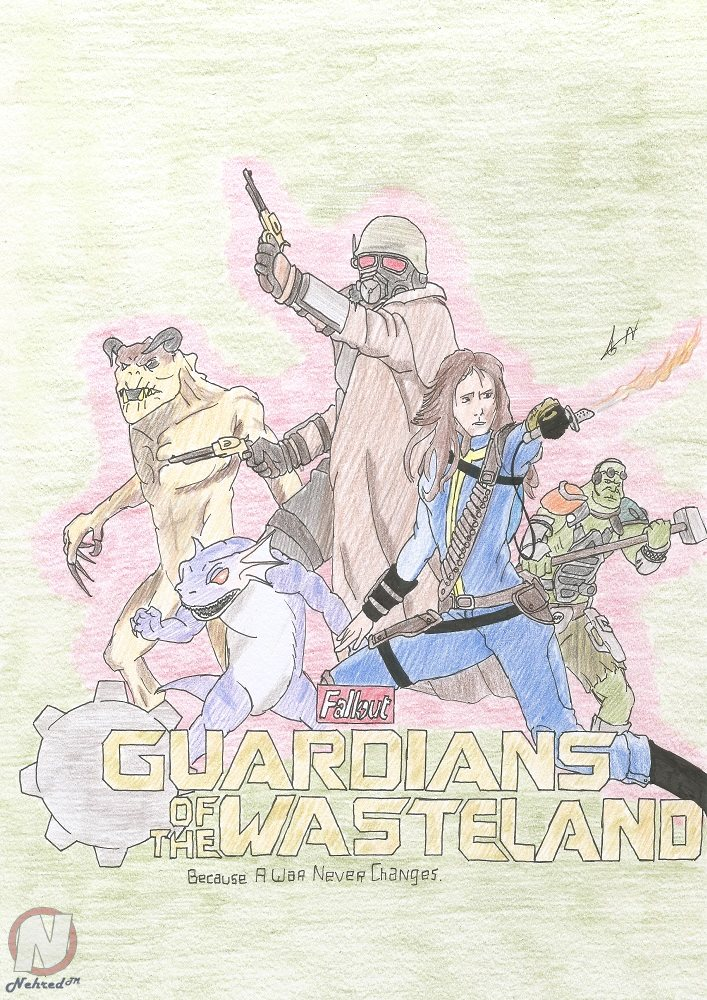 Fallout - Guardians Of The Wasteland