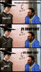 21 Jumpsuit