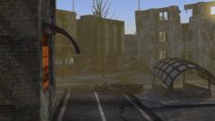 Centre Ville Ruine