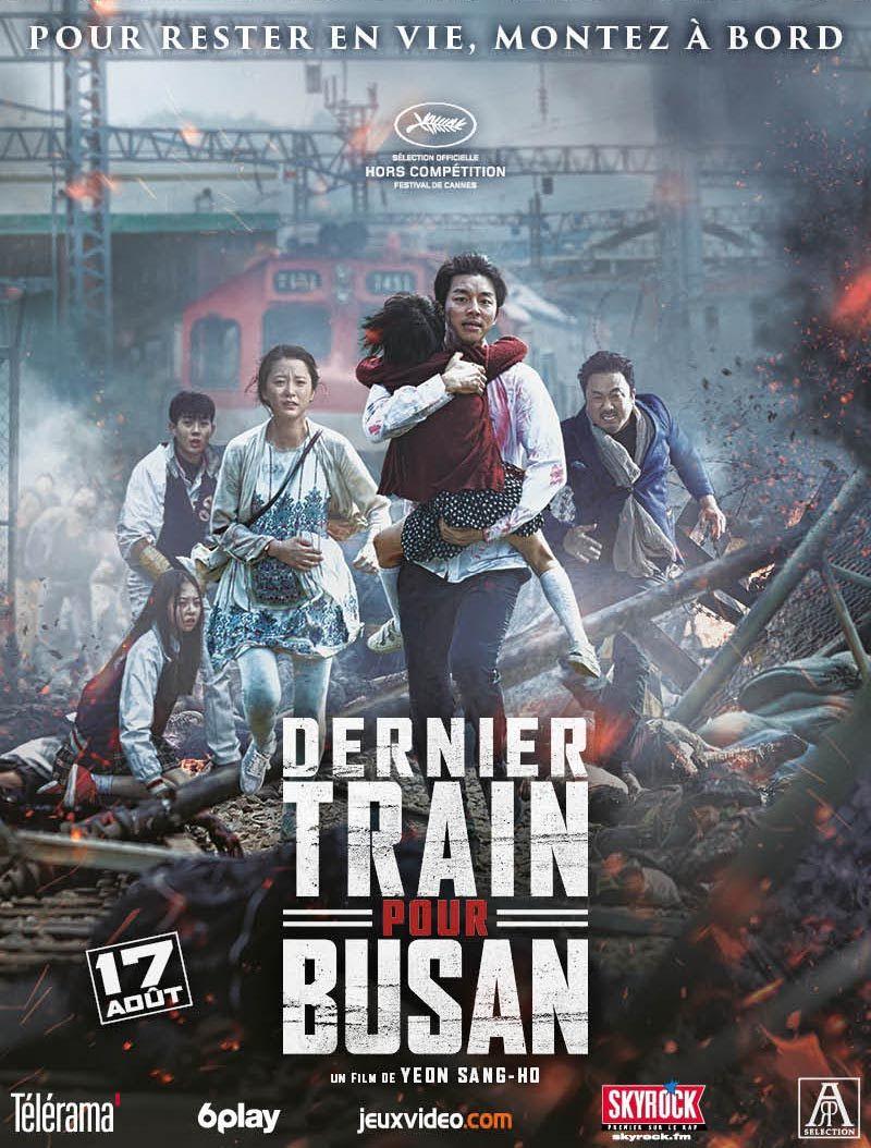 Le Dernier Train Pour Busan